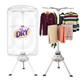 Dr. Dry Portable Clothing Dryer 1000W Heater