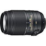 Nikon 55-300mm f/4.5-5.6G ED VR AF-S DX Nikkor Zoom Lens for Nikon Digital SLR (Certified Refurbished)