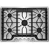 """Frigidaire FGGC3047QS 30"""" Gas Cooktop, Stainless Steel"""