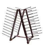 Creative Mark Rue Art Drying Rack, Perfect For Canvas Panel, Paper, Prints, Ladder Style Storage Rack