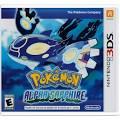 Pokémon Alpha Sapphire [3DS Game]