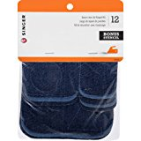Singer Denim Iron-On Repair Kit, Assorted